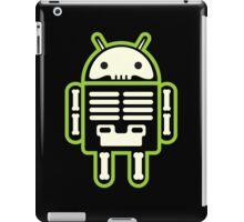 Android skeleton iPad Case/Skin