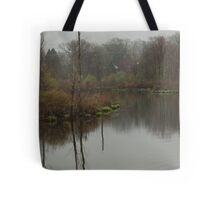 New England Swamp Tote Bag
