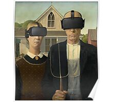 American Gothiculus Rift Poster