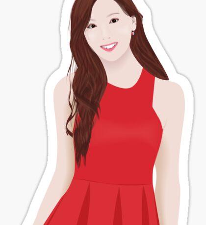 TWICE - Nayeon (Red Elegance) Sticker