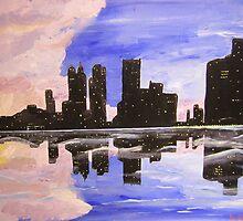 Skyline by Bryan Kopeck