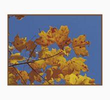 Yellow Leaves Kids Tee