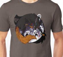Spooky Fox Unisex T-Shirt