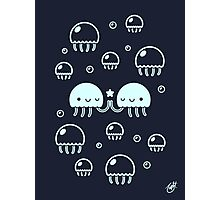 Jelly Pals Photographic Print