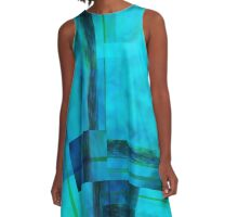 20160917 blue temptation no. 3 A-Line Dress