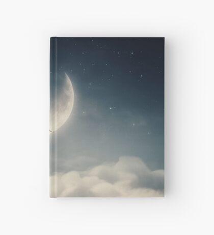 The swinging moon Hardcover Journal