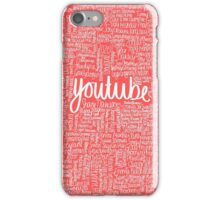 Youtubers- iPhone Case/Skin