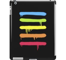 Trendy Cool Graffiti Tag Lines iPad Case/Skin