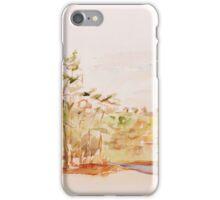 Les Pins iPhone Case/Skin