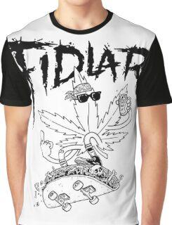 fidlar band Graphic T-Shirt