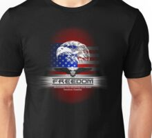 Freedom Is More Than A Word Hz Unisex T-Shirt