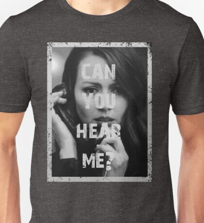 Root - Person of Interest - Frame Unisex T-Shirt