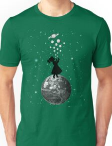 Blow Yourself  A Universe Unisex T-Shirt