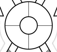 Viking Logo Sticker