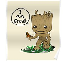 Guardians of the Galaxy - I Am Groot! Poster