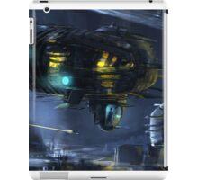 WickerShip. Sci-Fi. iPad Case/Skin