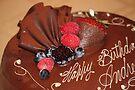 Happy Birthday Andre by John Velocci