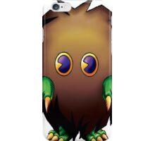 kuriboh yugioh iPhone Case/Skin
