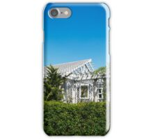 Garden House iPhone Case/Skin