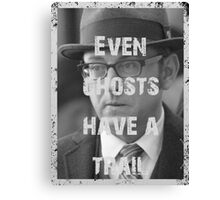Finch - Person of Interest - Frame Canvas Print