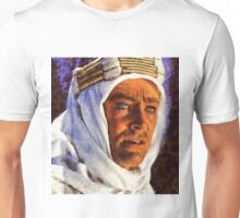 Peter O'Toole as Lawrence of Arabia Unisex T-Shirt