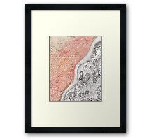 Gift of Unconditional Love Framed Print