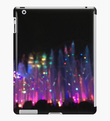 World of Color iPad Case/Skin