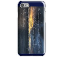 Darkness to Light iPhone Case/Skin