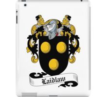 Laidlaw iPad Case/Skin