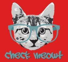 Check Meowt - Funny Saying Baby Tee