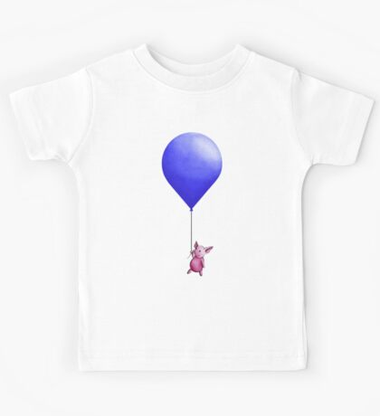 Blue Ballon Kids Tee