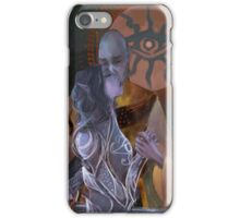 solas and lavellan iPhone Case/Skin