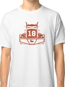 "Tyrone Swoopes ""18-wheeler"" shirt/case Texas  Classic T-Shirt"