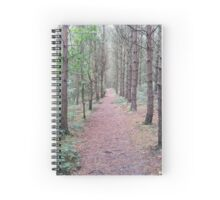 Nature Trail - Into The Woods Spiral Notebook