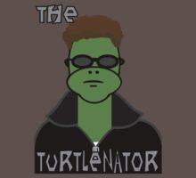 The Turtlenator Baby Tee