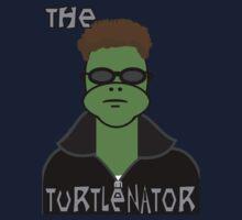 The Turtlenator Kids Tee