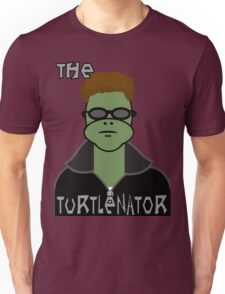 The Turtlenator Unisex T-Shirt