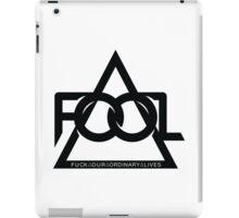 F.O.O.L Music iPad Case/Skin