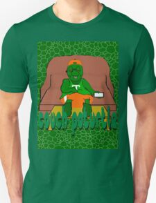 Couch PoTurtle (shell pattern) Unisex T-Shirt