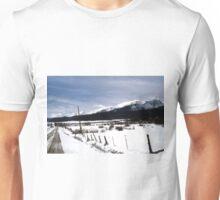 Colorado Mtns Unisex T-Shirt