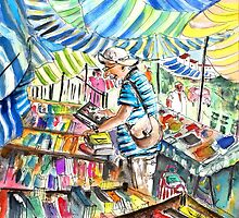 Book Stall on Turre Market by Goodaboom