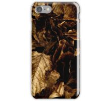 Heap of Leaves iPhone Case/Skin