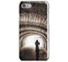 Grim Reaper Tunnel iPhone Case/Skin