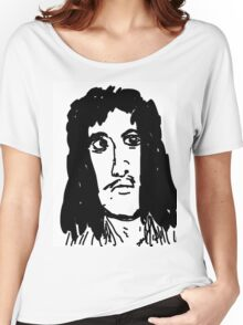 late 80's glam metal bassist from hair band Women's Relaxed Fit T-Shirt