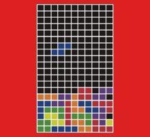 Tetris Baby Tee