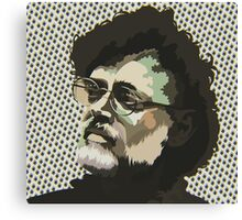 Occulture ft. Terence Mckenna Canvas Print