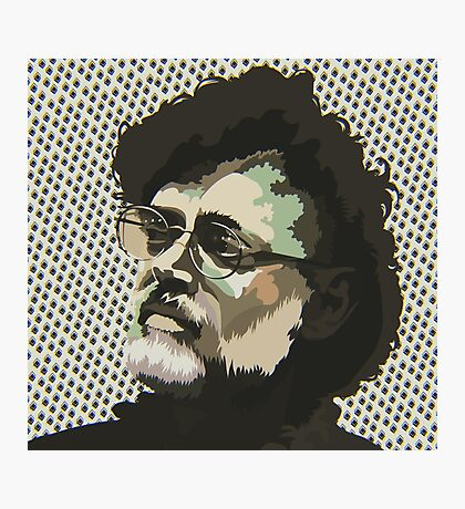 Occulture ft. Terence Mckenna Photographic Print