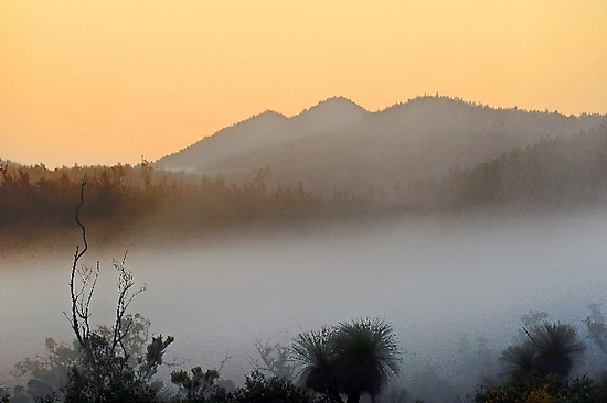 Misty Mountains  by EOS20
