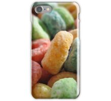 fruit loops cereal <3 iPhone Case/Skin