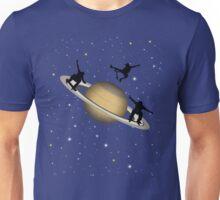 Skateboarding Saturn Unisex T-Shirt